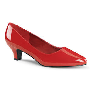 Fab 420W Red Patent