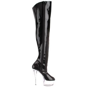 Kiss 3010 thigh boot