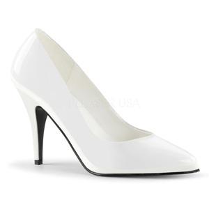 Vanity 420 white patent