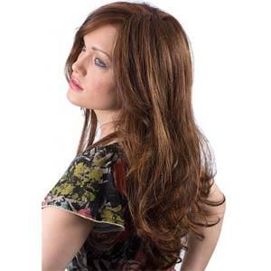 Amber hairworld Wig monofilament style