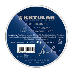 Kryolan make-up remover 45g
