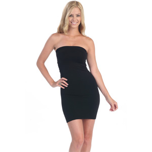 Black Tube Dress - Step into this dress and feel fantastic - photo#50