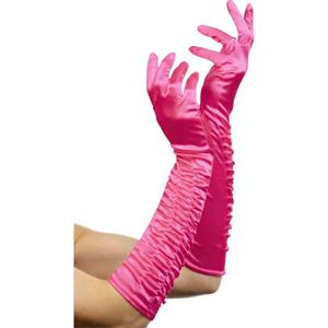 Temptress gloves pink