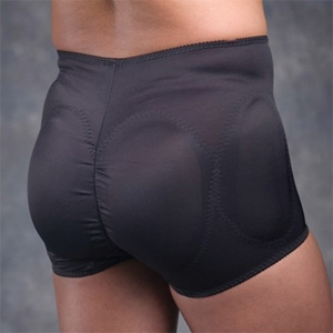 Padded panty - crossdressing shapewear