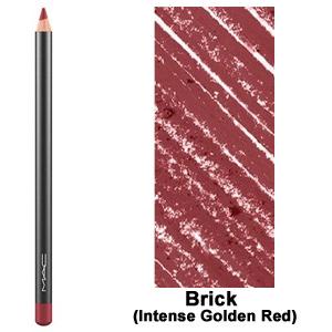MAC Lip Liner Pencil Shade Brick.