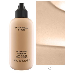 Face and body foundation by mac cosmetics even buildable foundation mac face and body foundation shade c3 publicscrutiny Choice Image