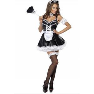 Flirty French Maid