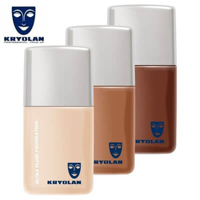 Ultra fluid foundation