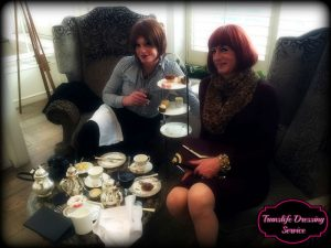 Afternoon Tea with LAdy Charlotte at the Grand Hotel Brighton