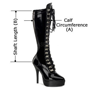 Indulge 2024 boot dimensions