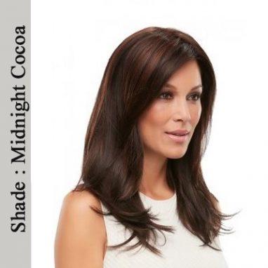 jon Renau wig shade Midnight Cocoa