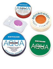 Aqua Color Range