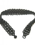 Beaded elasticated choker
