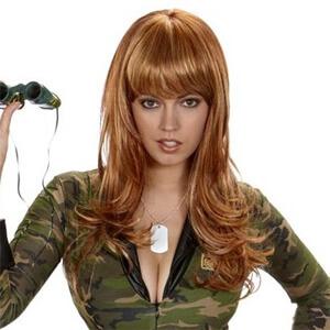 Tease incognito wig
