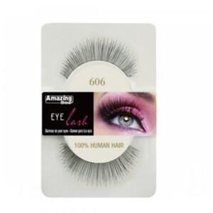 1171f4be9a9 Amazing Shine Lashes 606 - fine 100% Human hair false eyelashes