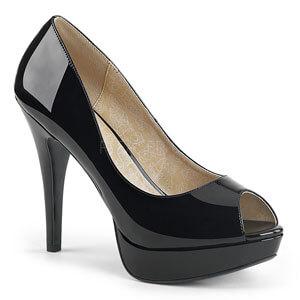 Chloe 01 black patent