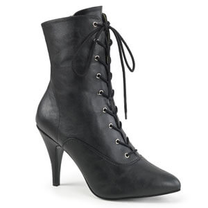 Dream 1020 Ankle Boot Black Faux Leather