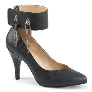 Dream 432 Black Faux Leather