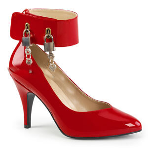 Dream 432 Red Patent