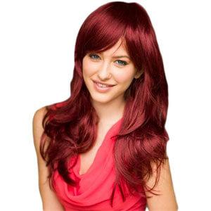 Ebony Synthetic Wigs 33