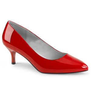 Kitten-01 red patent