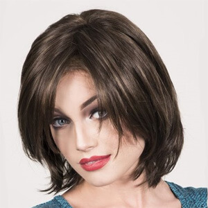 Pippa hairworld synthetic lace front monofilament wig