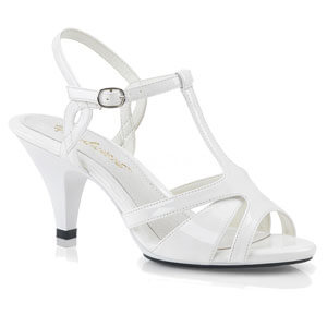 1d87451a81c Belle 322 sandal pleaser USA open toe 3