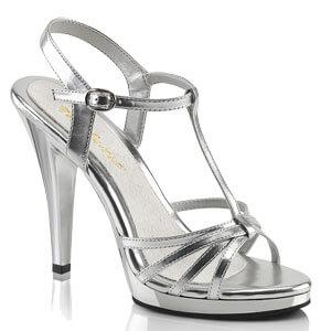 Flair 420 silver metallic pu