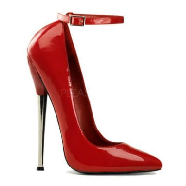 Dagger 12 Red Patent