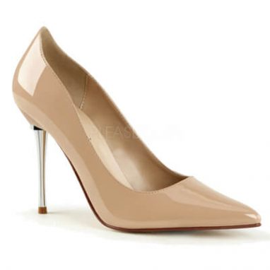Pleaser USA Appeal-20 Nude Patent