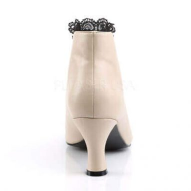 pleaser jenna 105 ankle boot