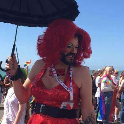 Reflections of Brighton Pride 2017