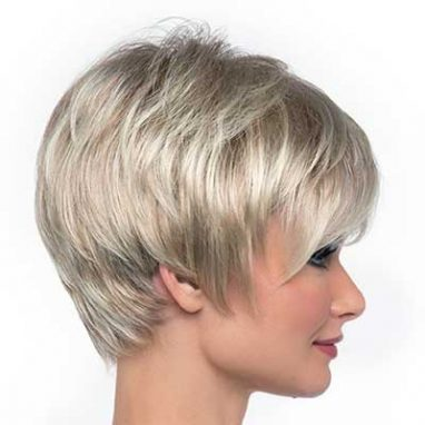 Cherry natural images wig
