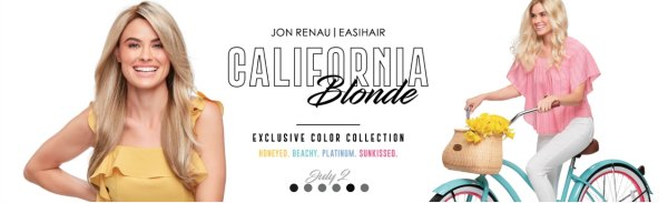 California Blondes Jon Renau Wigs