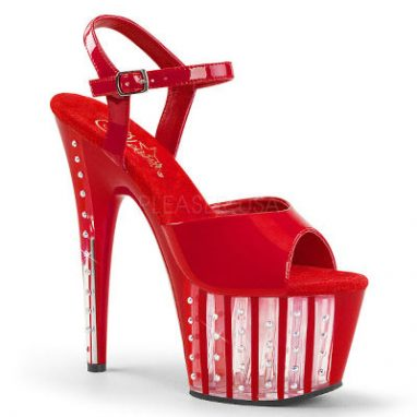 Adore 709 VLRS Red Patent