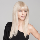 Cher monofilament straight styled wig