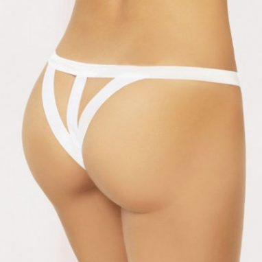 Galloon Lace Thong