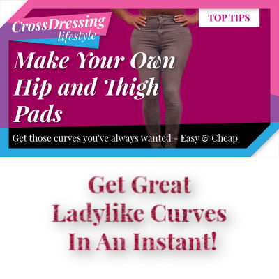 Get great ladylike curves in an instant