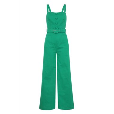 Olympia Plain Jumpsuit